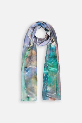 Photo of Marble Print Scarf