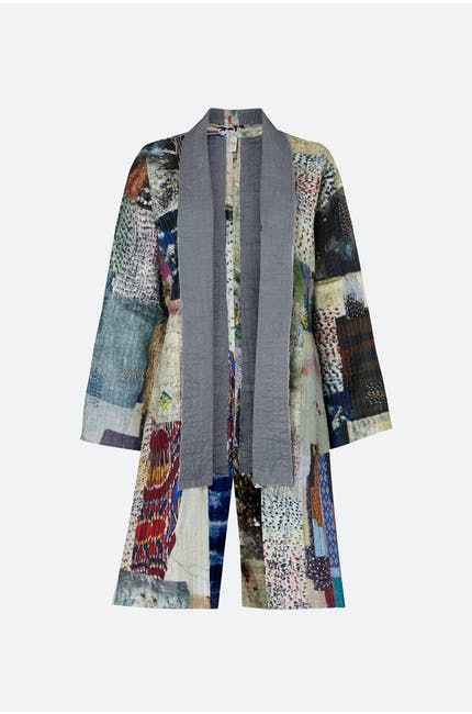 Yavi Patchwork Jacket