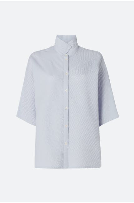 Photo of Micro Cotton Voile Shirt