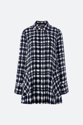 Photo of Vintage Check Swing Shirt