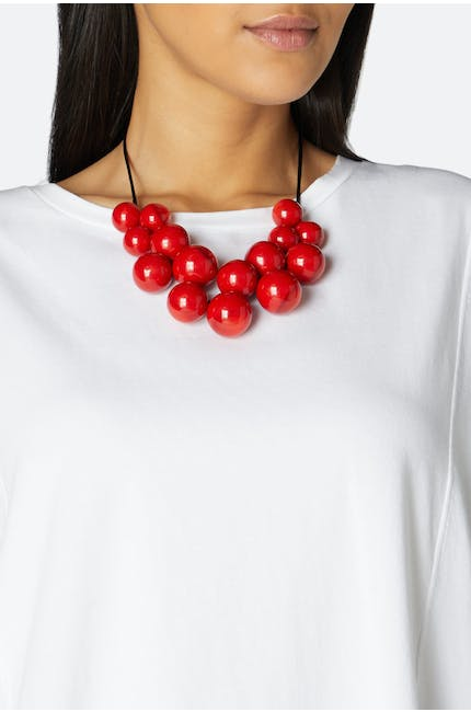 Array Of Spheres Necklace